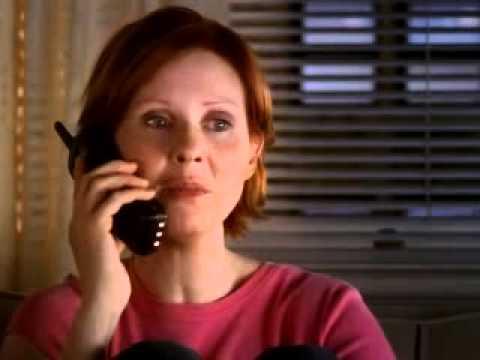 "Miranda can't say ""I love you"""