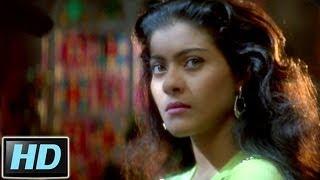 "A R Rahman song ""Chanda Re Chanda Re"" - Kajol, Prabhu Deva, singer: Hariharan Sapnay"