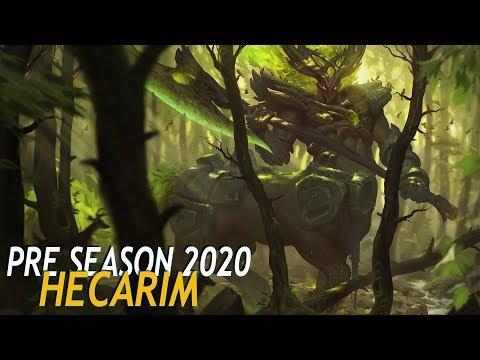 PRE TEMPORADA 2020 | HECARIM | El Pony sigue rotillo