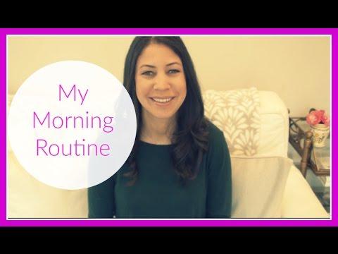 Morning Routine Jennifer L. Scott