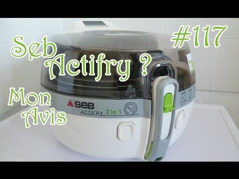 117 mon avis sur ma friteuse seb actifry 2en1 youtube. Black Bedroom Furniture Sets. Home Design Ideas