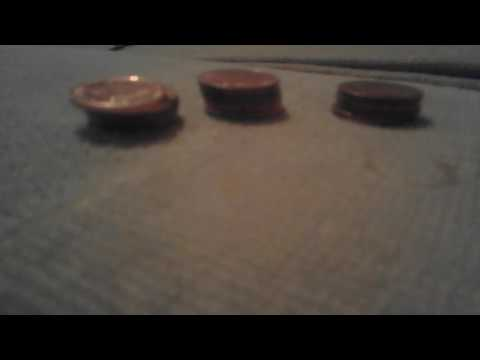 Dexter coins /magic