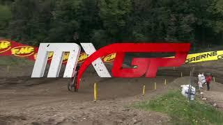 Cairoli vs Gajser Battle - MXGP race 1 MXGP of Trentino 2019