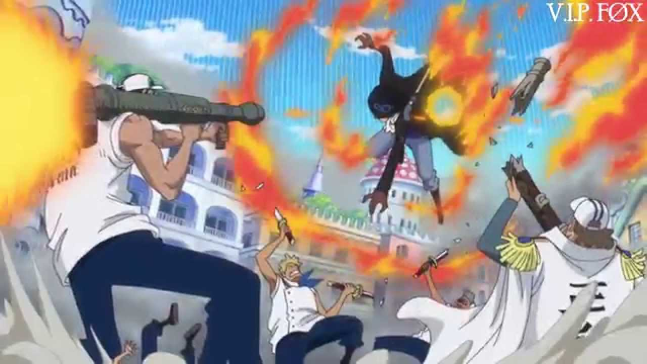 One Piece Sabo Vs The Marines Hd