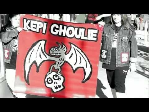 """Kepi Ghoulie """"I Bleed Rock"""