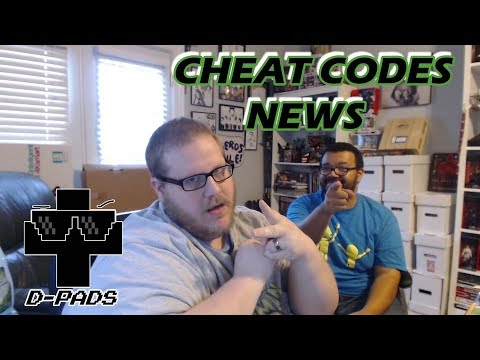 Cheat Codes: Gaming News with the D-Pads! The Bungie Forums Change and Monster Hunter World!