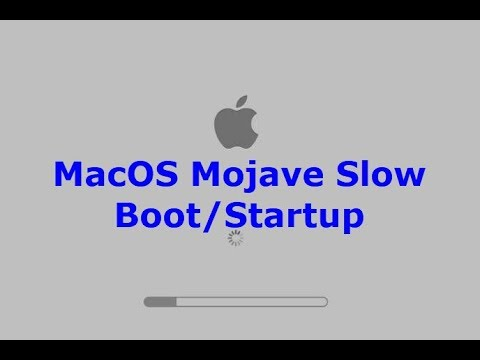 macOS Mojave Slow Boot/Startup? Here's the fix