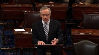US Senate leaders announce deal to end fiscal impasse