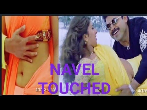Download actress RAMBHA hot navel press () navel show PART 2