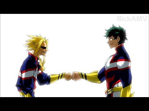 Boku no Hero Academia「AMV」- In The End [HD]