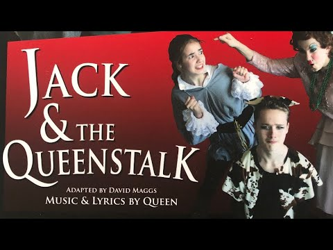 Graham Academy Show   Jack and the Queenstalk Bicycle