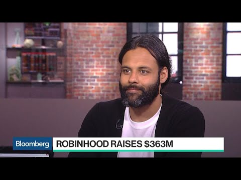 Robinhood Co-CEO Says Funding Round Is 'Huge Vote of Confidence'