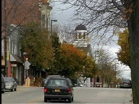 Dodgeville, Wisconsin - At The Heart Of It All