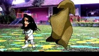Animasi Lagu Anak Gelang Sipatu Gelang, Gelang Siramai-ramai