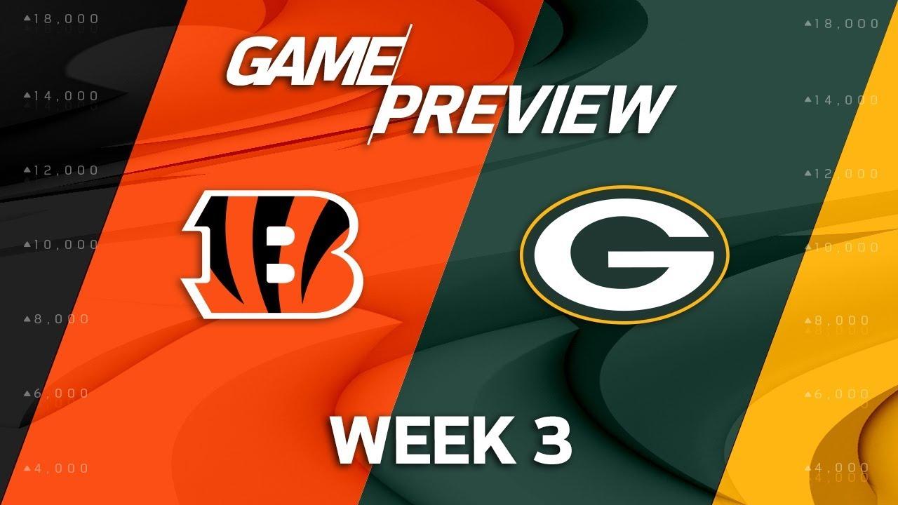 Green Bay Packers vs Cincinnati Bengals: Score, live updates, TV channel, how ...