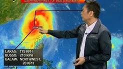 24 Oras: Typhoon Ferdie at Bagyong Gener, palalakasin ang habagat