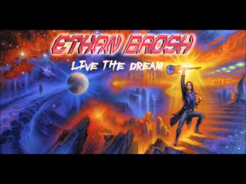 Ethan Brosh - UP THE STAIRWAY - Full Track from new record Live The Dream
