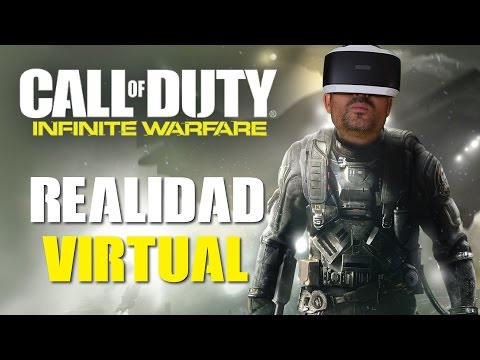 CALL OF DUTY: INFINITE WARFARE - REALIDAD VIRTUAL | Jackal Assault - Playstation VR