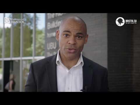 International city, international university:  Marvin Rees, Mayor of Bristol