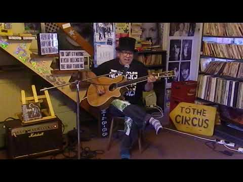 Bryan Adams - Thought I'd Died And Gone To Heaven - Acoustic Cover - Danny McEvoy