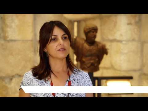 Kishle project at the Tower of David Museum