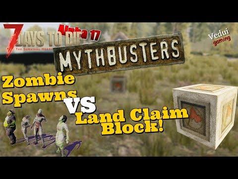 Land Claim Block - Official 7 Days to Die Wiki