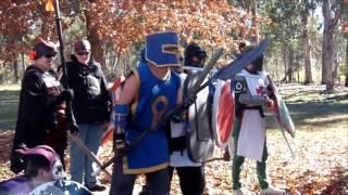The Hundred Swords - Promo
