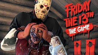 Friday The 13th The Game Gameplay German - Bis Mama weint