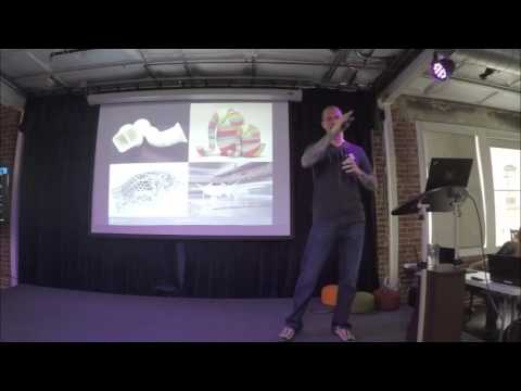 Steve Schell: The Past, Present, and Future of 3D Printing