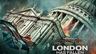 Падение Лондона (2016) Русский трейлер