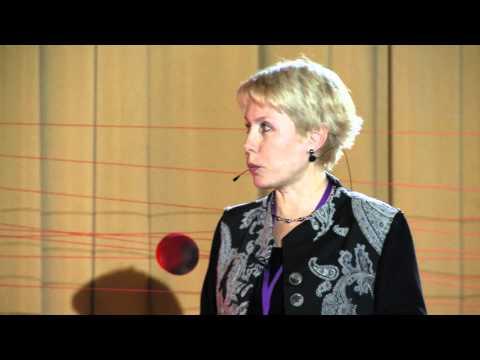 TEDxYouth@Vorobyovy-Gory  - Irina Mastusova - Cosmos of Smeshariki