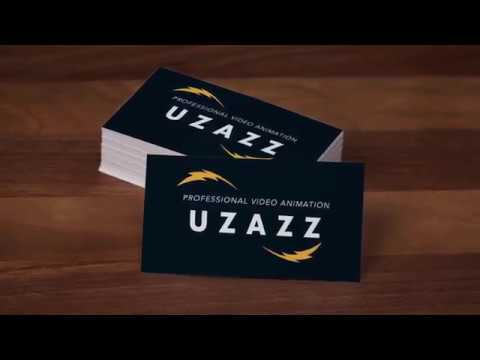 Professional Video Animation - BusinessCard