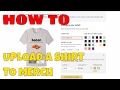 How to Upload Shirts to Amazon Merch Tutorial on Merch By Amazon