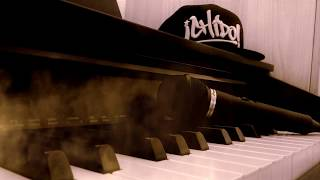 Los Sueños De Un Rapero-Base De Rap Con Guitarra y Piano (Prod. by MPBeats El Salvador)