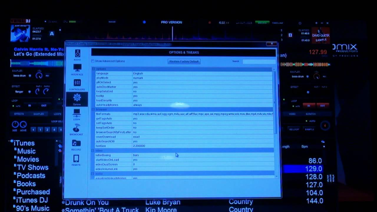 NEW Virtual DJ 8 BETA UPDATES August 2012 Part 3 - YouTube