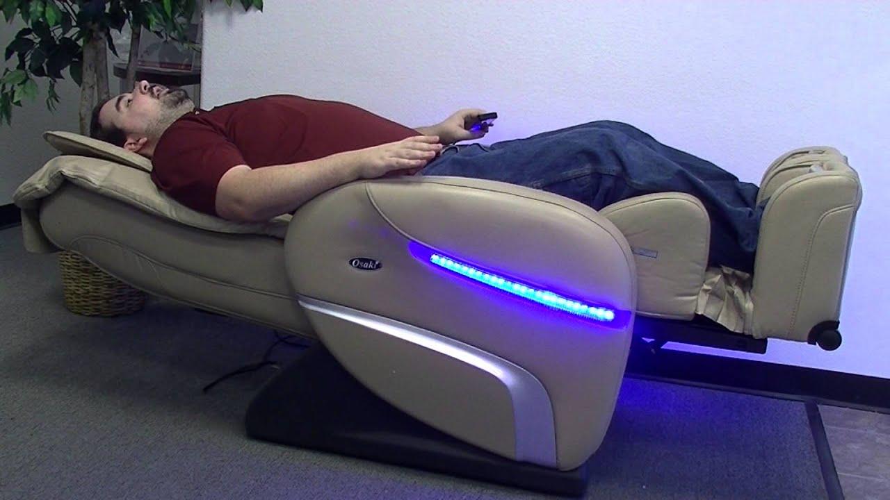 Osaki OS 3000 Chiro Massage Chair Review