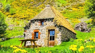 World's Most Beautiful Thatched Cottage Surrounded by Nature
