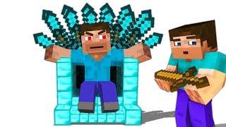 Zengİn Vs Fakİr Hayati #11 - Minecraft