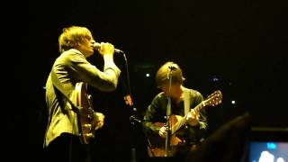 Mando Diao - Gold live in Dortmund ( acoustic part 3 )