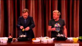 Booking Gordon Ramsay - Cooking Demonstration