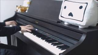こんばんは。あかつきつねです。 大好きなアニメの大好きな曲を弾いてみ...