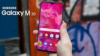 Samsung Galaxy M30 OFFICIAL - TOP 5 FEATURES!!!