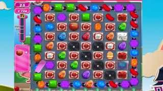 Candy Crush Saga Level 570 No Boosters