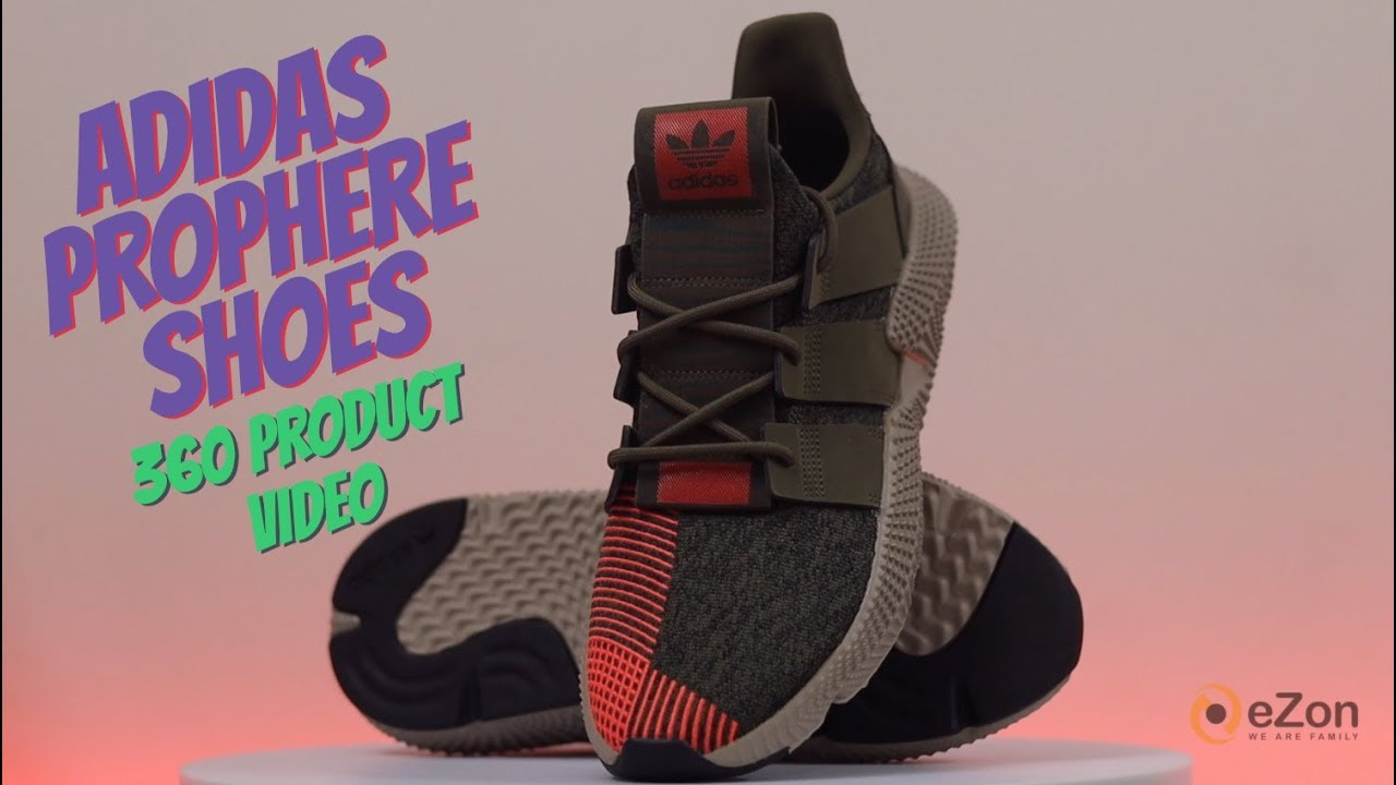f967375e294af Adidas Prophere Shoes | 360 Product Video | Brought From Amazon USA via  eZon.com.bd