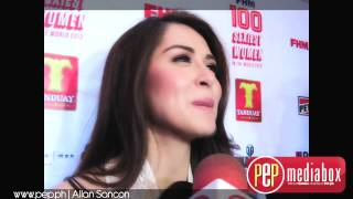 Marian Rivera is thankful for getting the opportunity to work with Vilma Santos