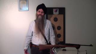 (4)Interview with Gursant Singh: his views on the Sikh religion, defense with guns & his new book