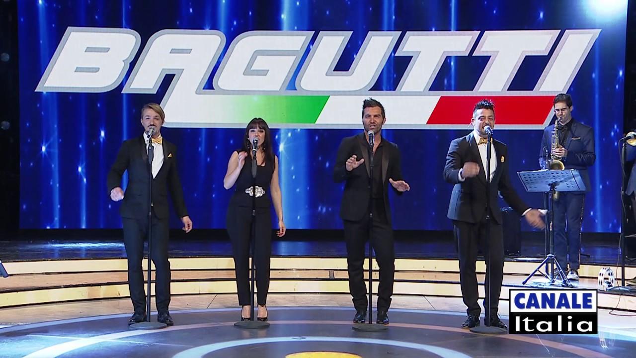 Calendario Bagutti.Orchestra Italiana Bagutti Tranquillo Occhi Miei Cantando Ballando Hd