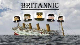 Minecraft BRITANNIC - Der Film (English subtitles)