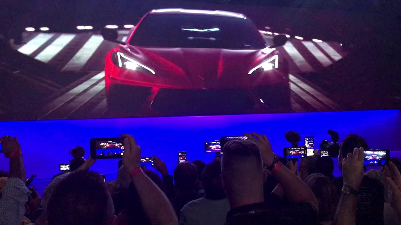 2020 Corvette Stingway Reveal In Tustin Ca