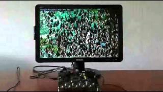Linux DirectFB On Xilinx ZC702 Board